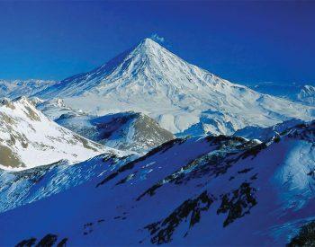 climb Mt. Damavand