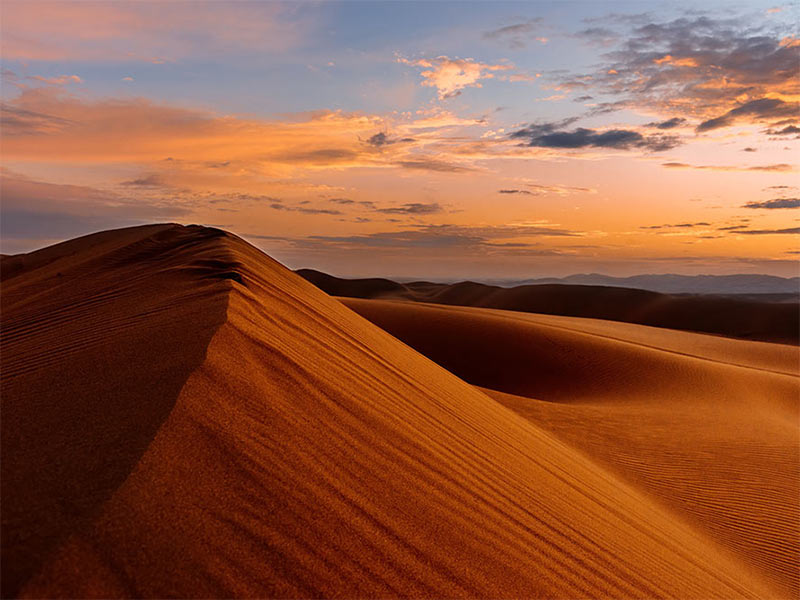 Maranjab Desert - Iran
