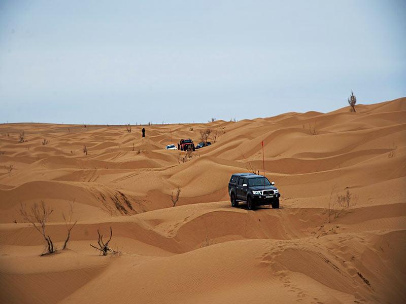 Mesr Desert- Safari in Iran