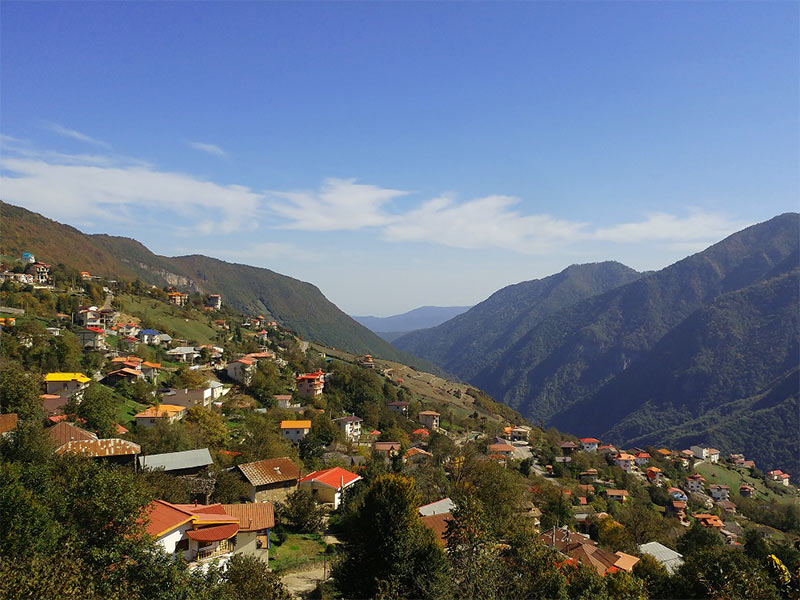 Dohezar Valley