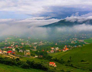Asalem to khalkhal road