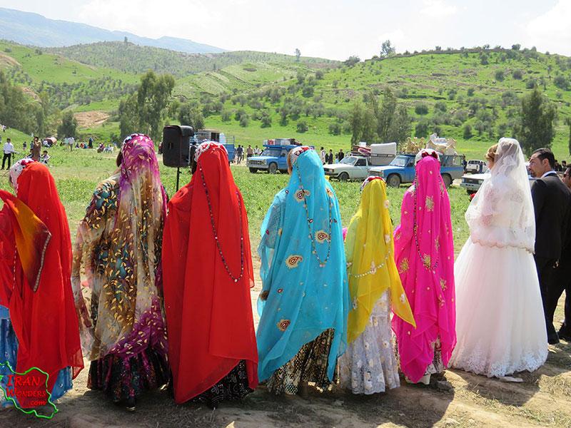 Iranian nomads- Bakhtiari