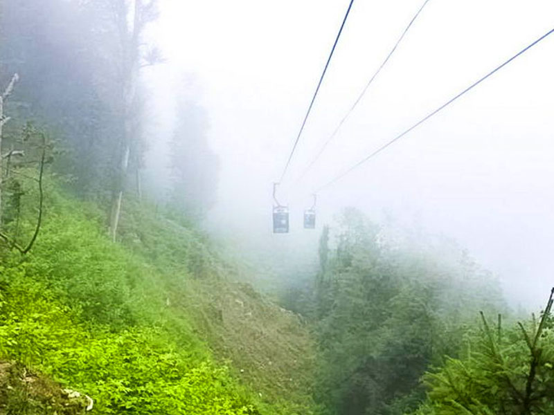 Ramsar cable car