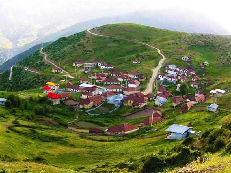 Javaher Deh village - Ramsar