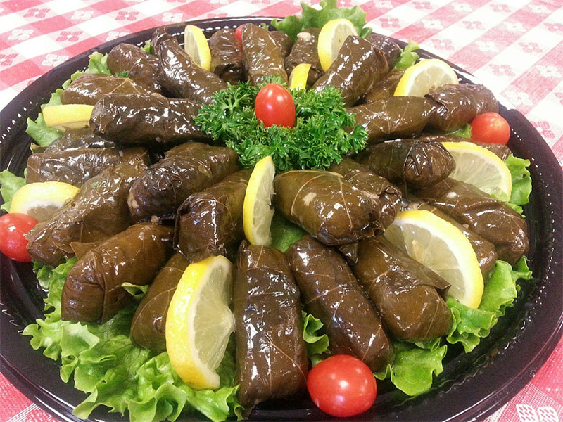 Kurdish-food