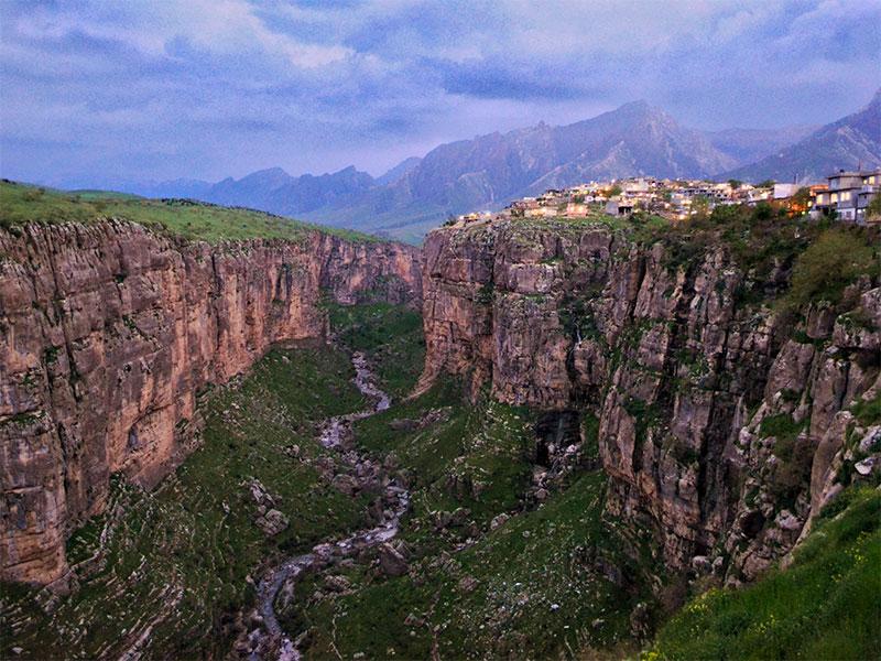 Kurdistan landscapes
