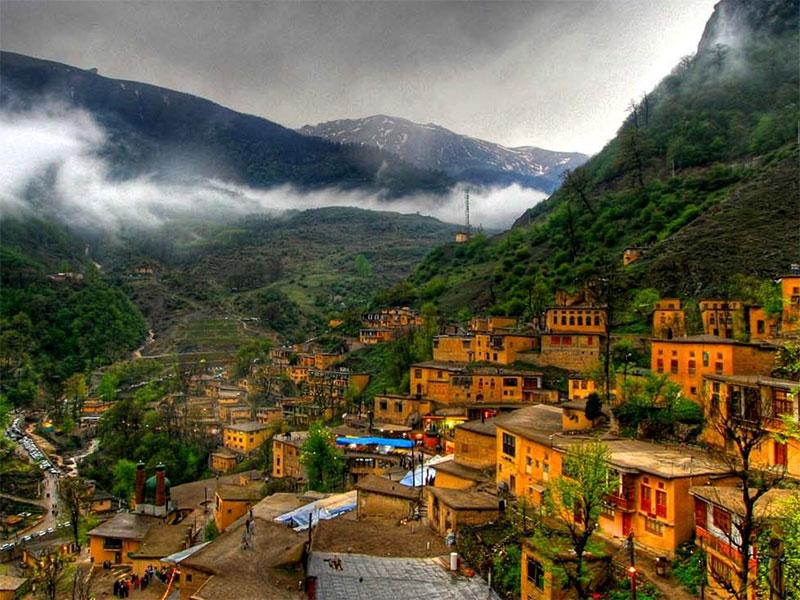 Masuleh-village