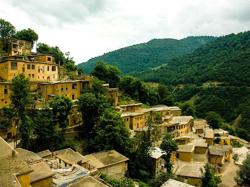 Masuleh village - Iran