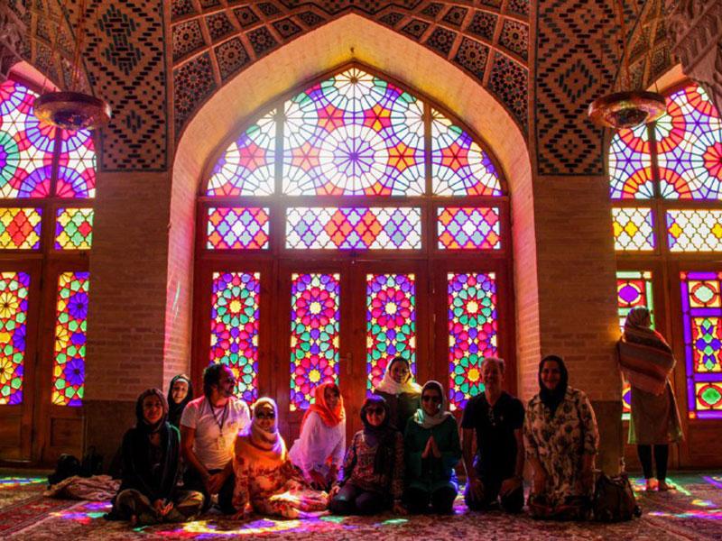 Solo female traveling-Iran