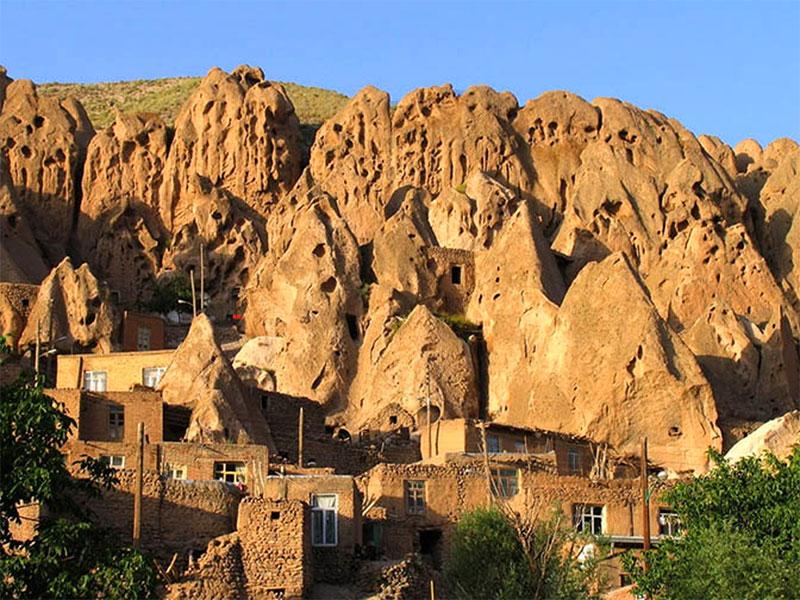 top summer destinations in Iran - Kandovan