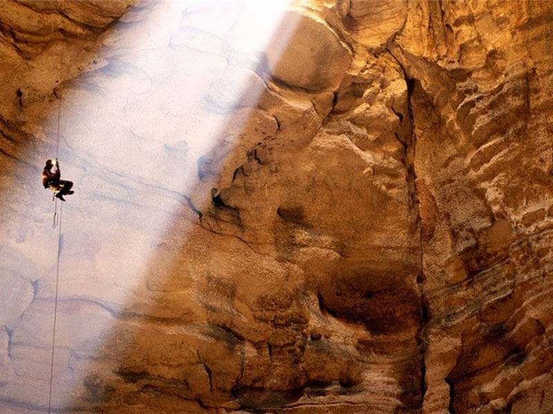 Parau cave-Iran